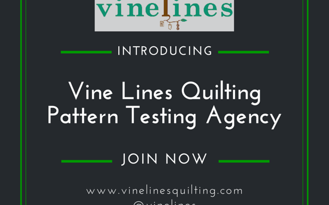 A New Direction for Vine Lines Quilting