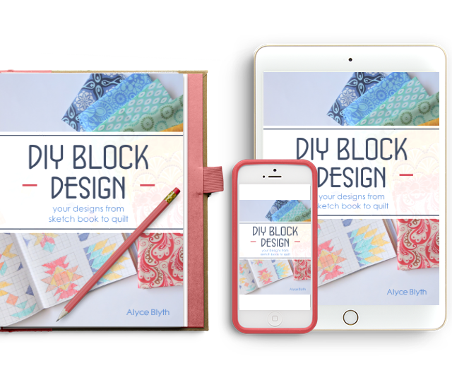DIY Block Design - eBook by Alyce Blyth
