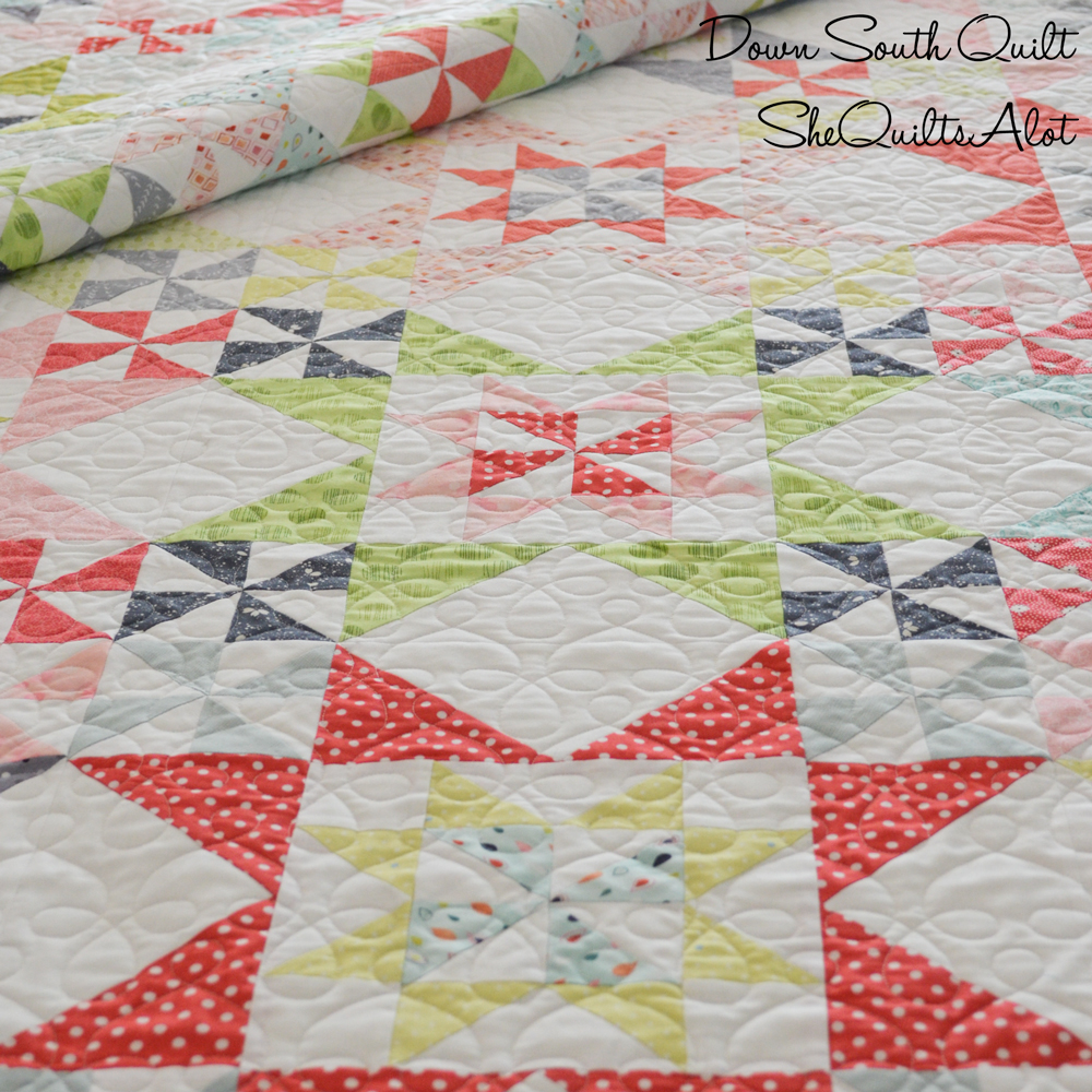 Down South - Designed by She Quilts a Lot