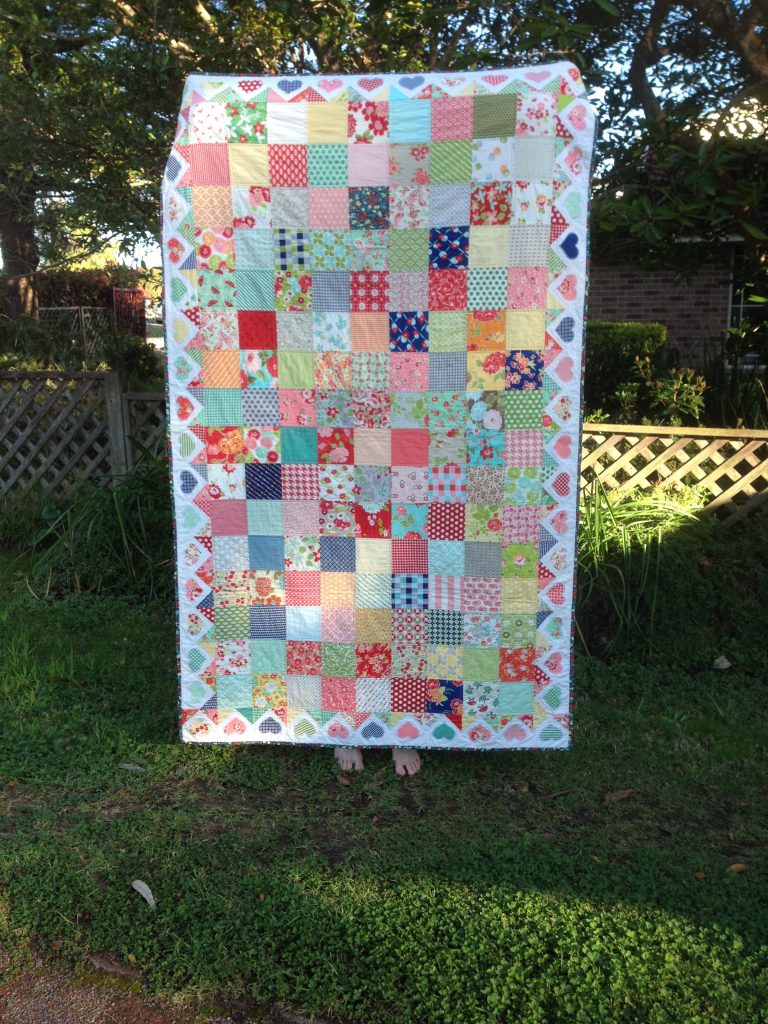 Oh So Pretty Quilt by Michelle Hickson